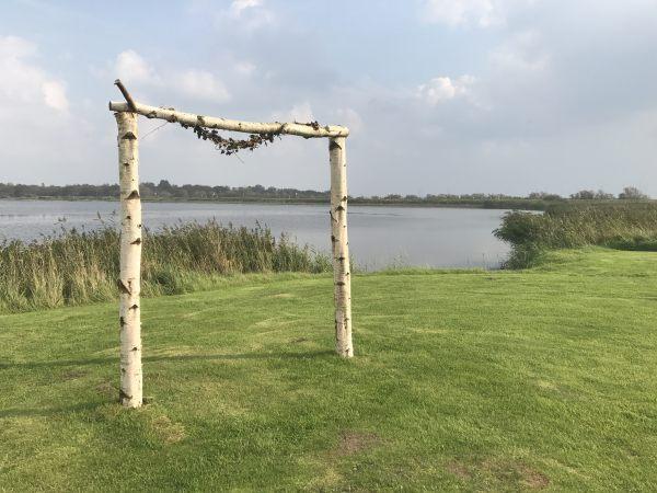 Am See im Naturschutzpark